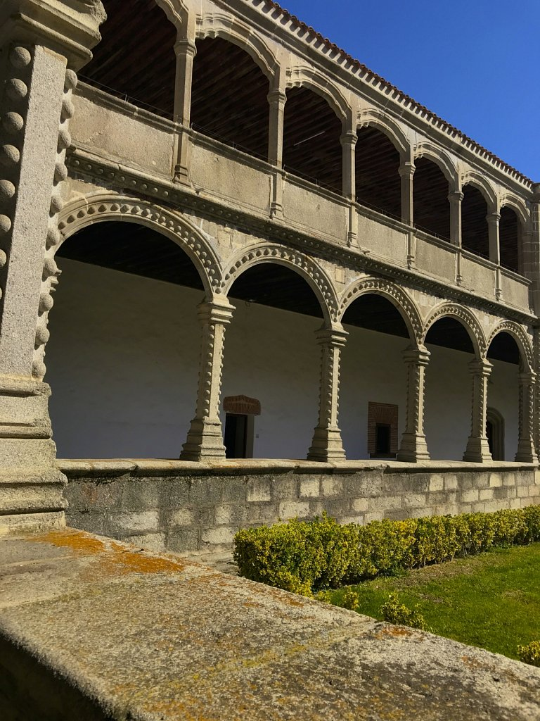 Ávila Real Monasterio de Santo Tomás